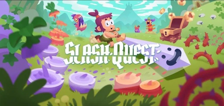 Slash Quest is the latest adventure game to land on Apple Arcade
