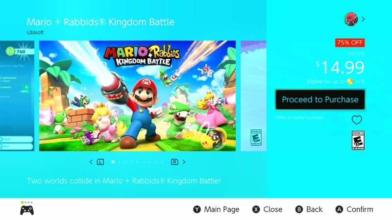 Redeem Gift Cards Switch Proceed To Purchase Button