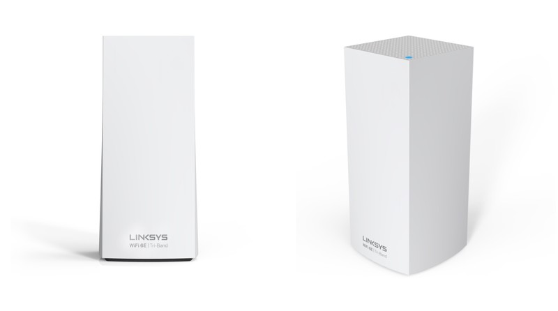 Linksys AXE8400 Front
