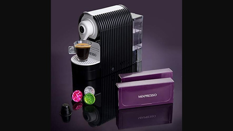 Mixpresso Nespresso Machine Lifestyle