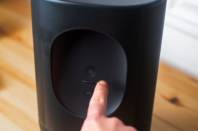 Sonos Move Bluetooth
