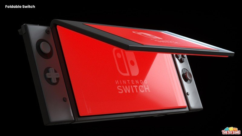 08 Foldable Switch Pro Concept