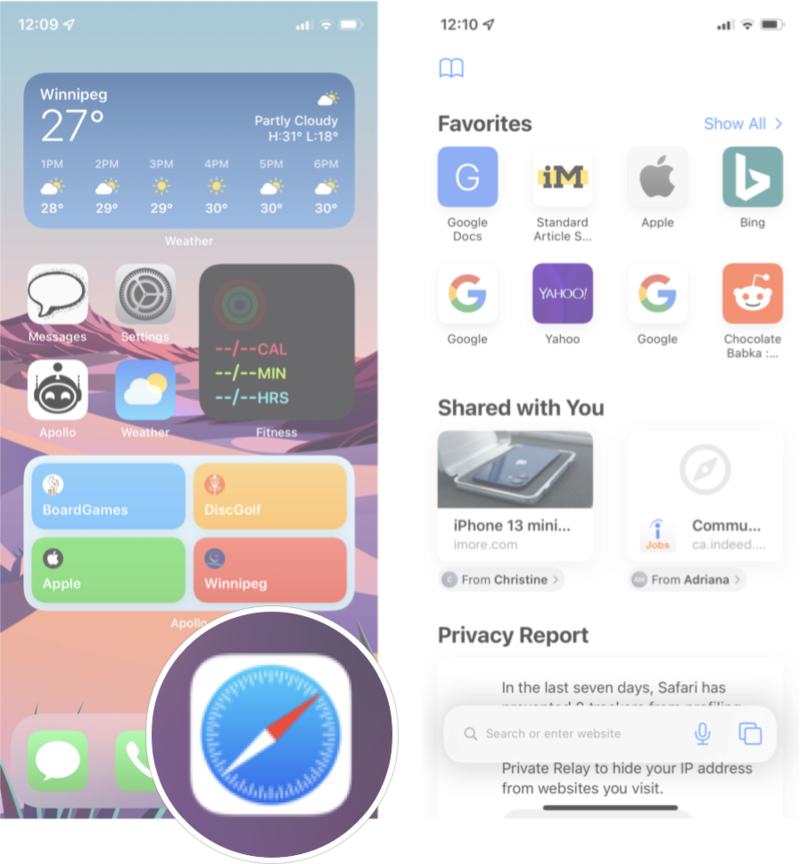 How To View Shared With You Content In Safari iOS 15: Launch Safari and then see then see the Shared with You right on the Safari home page