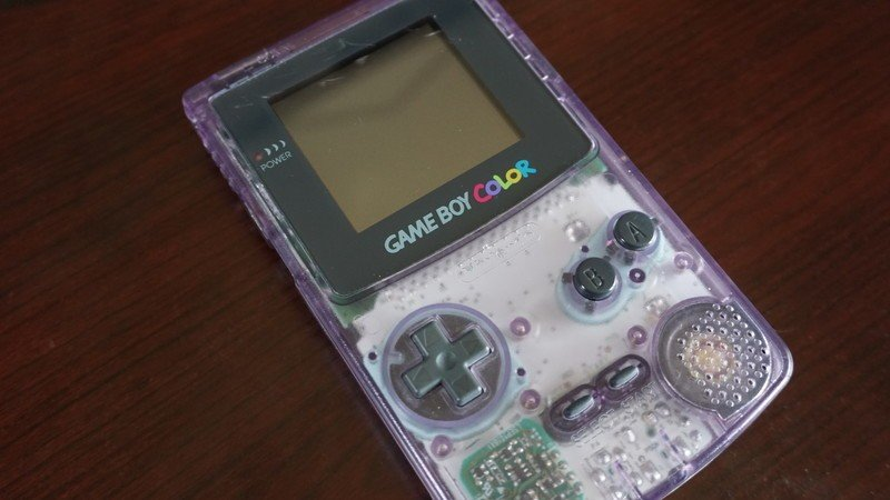 Game Boy Color Lifestyle
