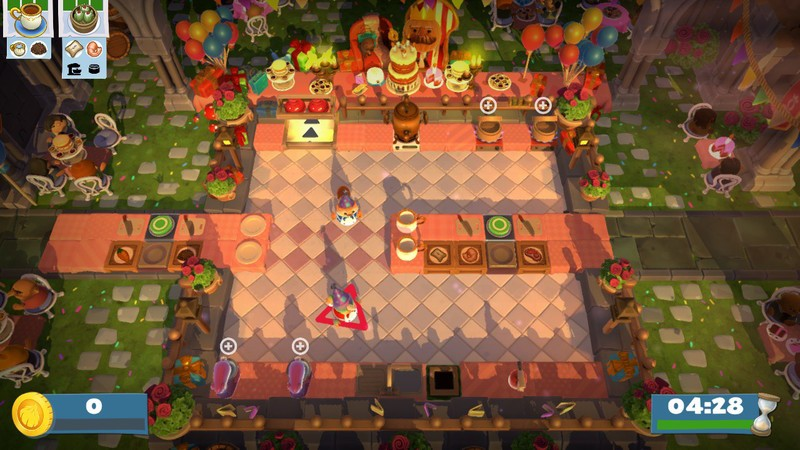 Overcooked All You Can Eat Birthday Crossplay