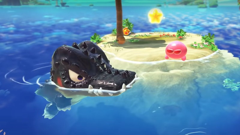 Alligator Kirby and the Forgotten Land