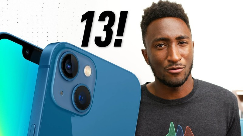 Mkbhd Iphone 13 Reaction