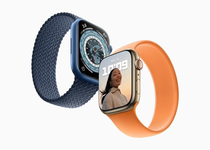 Apple Watch Series 7 Compare