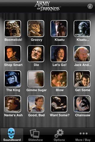 Army of Darkness Soundboard