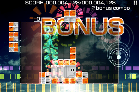 Lumines for iPhone