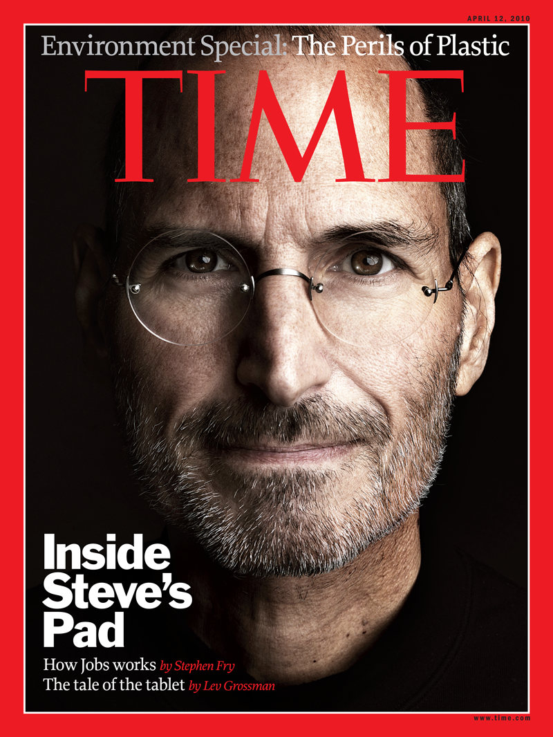 Time Magazine Cover Story: Steve Jobs, Apple, and iPad