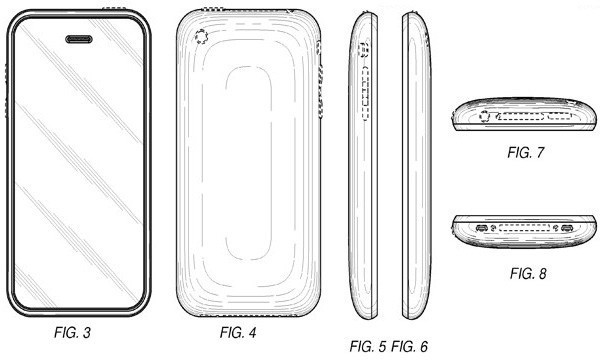 Apple gets patents for iPhone 2G, iPhone 3G/iPhone 3GS ...