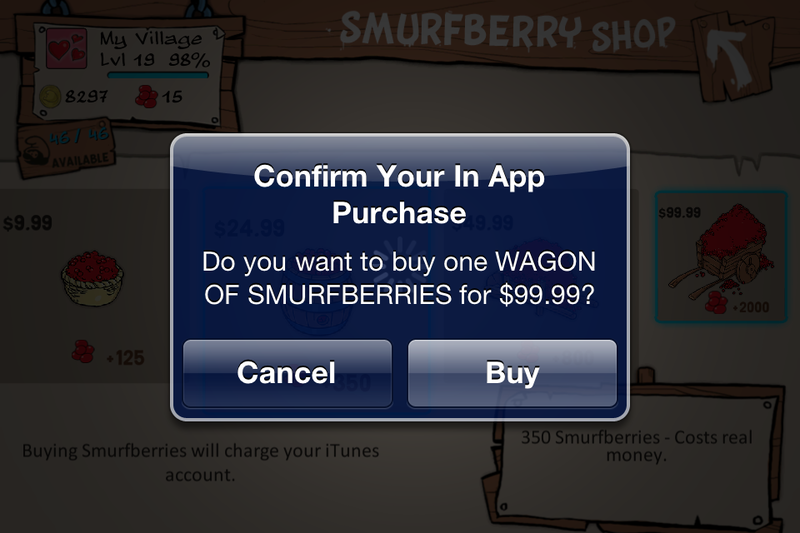 iOS 4.3 features: In-app purchases always require password