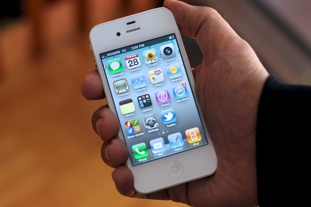 White iPhone 4 review
