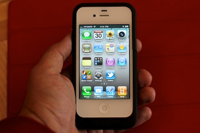 Mophie juice pack plus - Top 5 cases to show off your white iPhone 4
