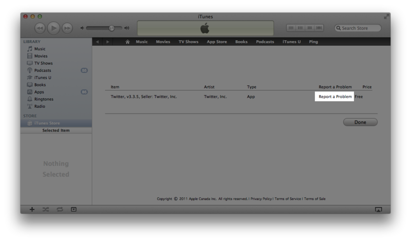 Daily Tip: how to contact iTunes support with billing and account questions