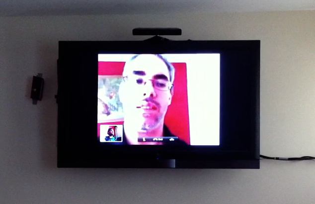iOS 5 features: AirPlay Mirroring for FaceTime