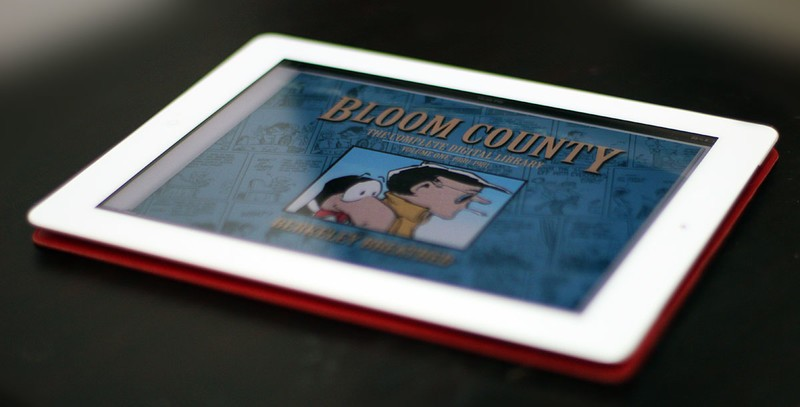 Bloom County now available in iBooks