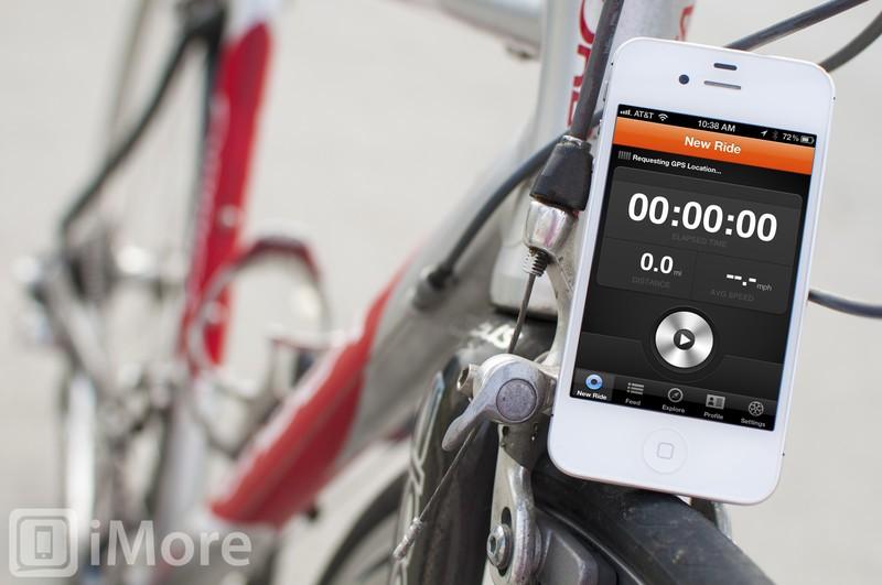 iPhone and cycling: How to have fun and stay fit
