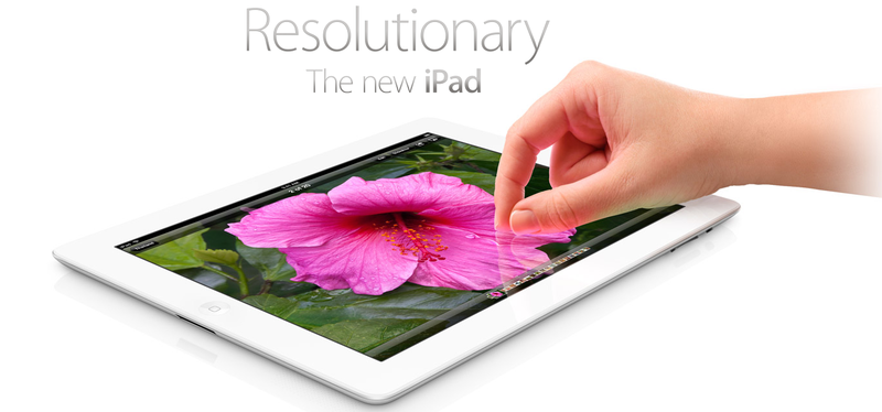 First new iPad reviews