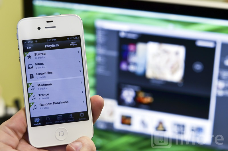 Pandora vs Slacker vs Spotify: Cross-platform syncing and streaming