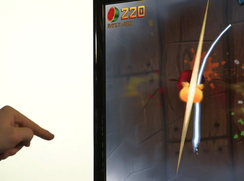 Leap Motion gesture control coming to tablets in late 2014