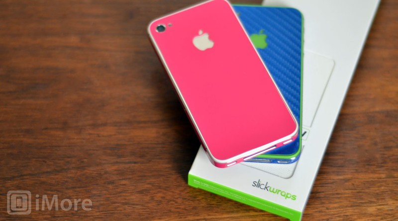 How to apply Slickwraps for iPhone