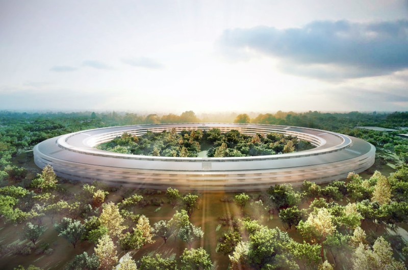 Apple sends out Apple Campus 2 brochure to new neighbors