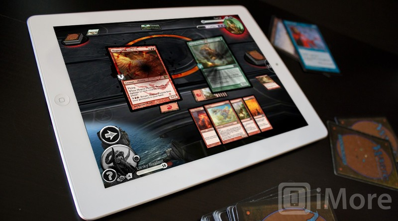 Magic: The Gathering - Duels of the Planeswalkers for iPad review