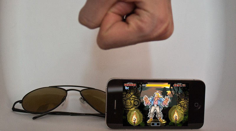 Unstoppable Fist review for iPhone