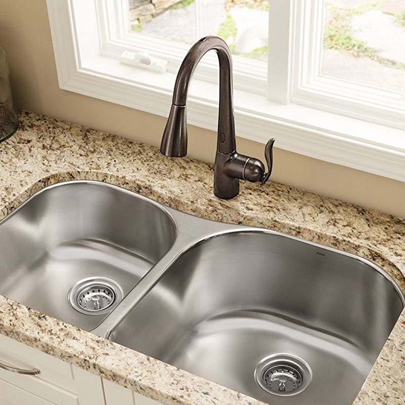 Upgrade Your Kitchen With A Touchless Moen Arbor Motionsense Faucet