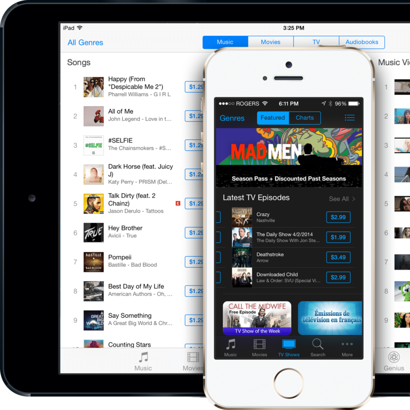 iTunes Store for iPhone and iPad — Everything you need to know!