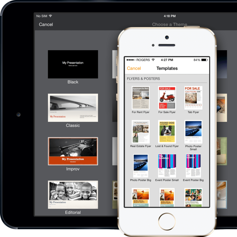 iwork for iphone and ipad  u2014 everything you need to know