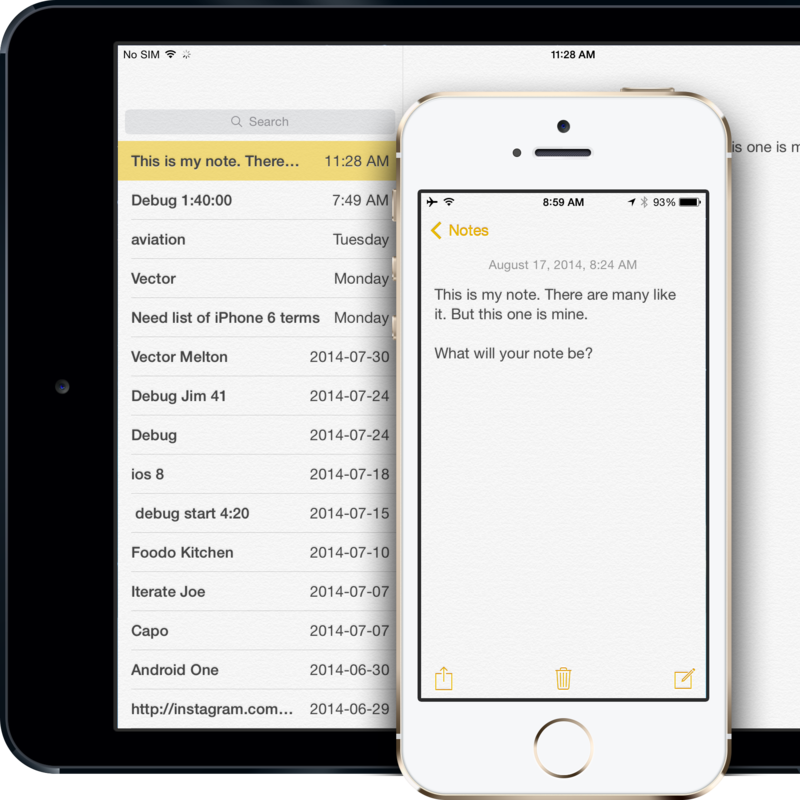 Notes for iPhone and iPad — Everything you need to know!