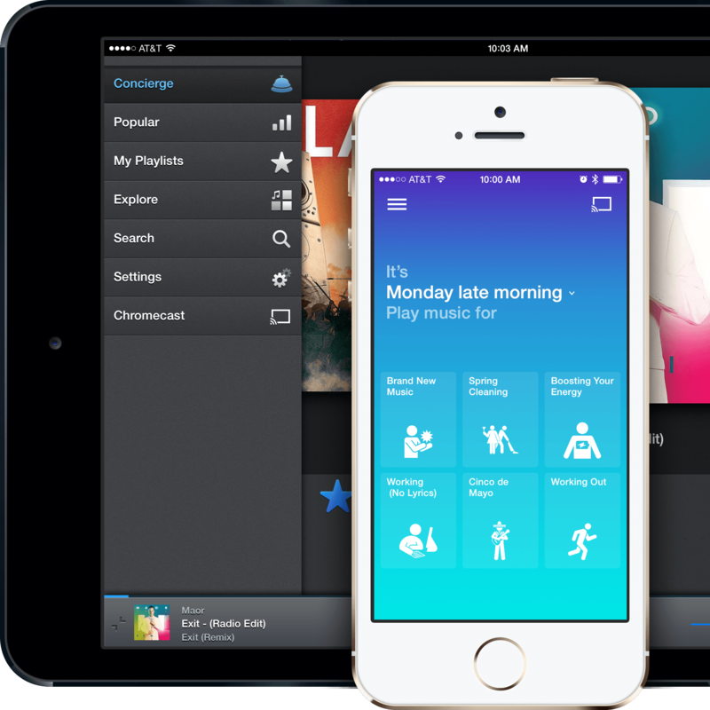 Songza for iPhone and iPad — Everything you need to know!