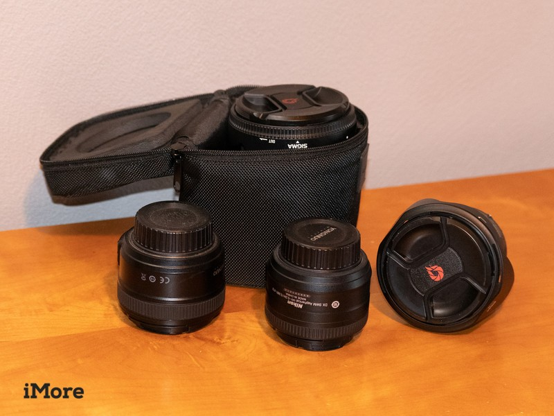 Protect your gear with one of the best DSLR camera lens cases