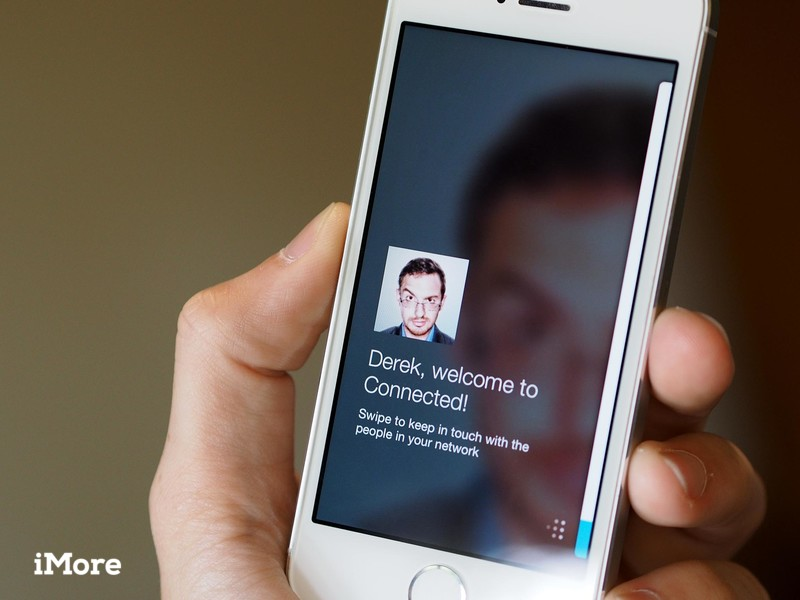LinkedIn Contacts relaunches as Connected, aims to keep you more in the loop