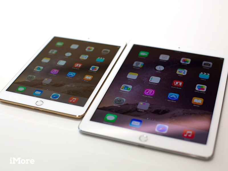 iPad Air 2 and iPad mini 3: What storage size should you get?