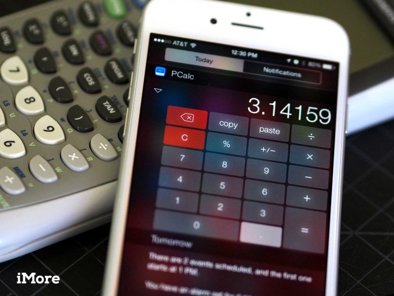 On PCalc, widgets, and how the App Store works