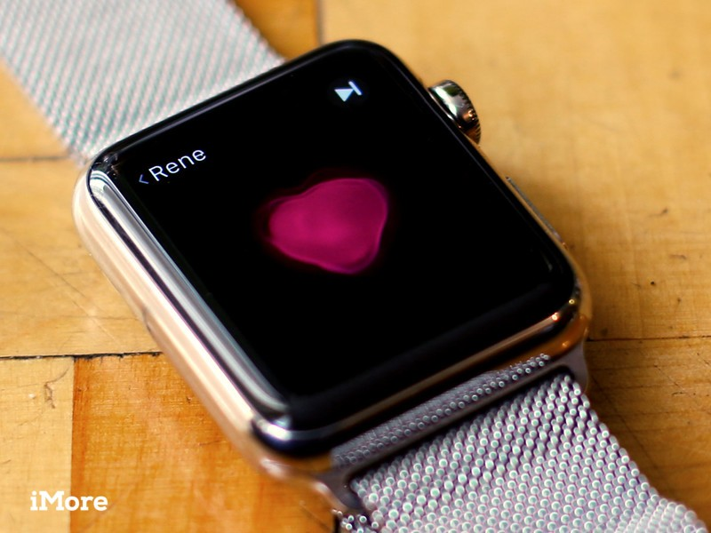 Apple Watch Heart Beat