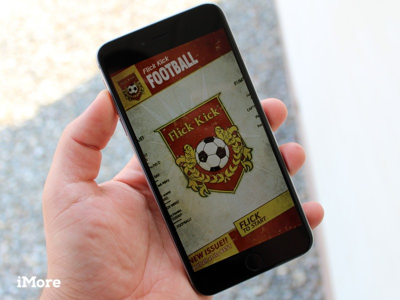 Free App of the Week: Test your skills on the pitch with Flick Kick Football