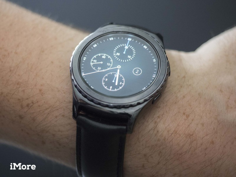 Samsung's Gear S2 smartwatch will be compatible with iOS later this year