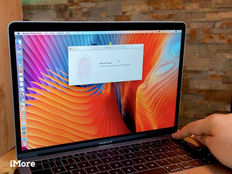 How to use Touch ID on your MacBook Air or MacBook Pro