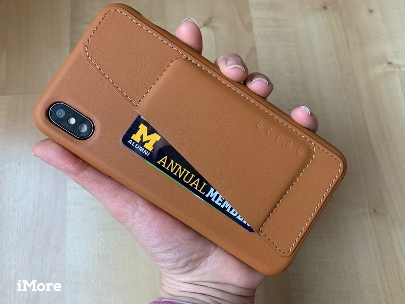 Mujjo Leather Wallet iPhone Case review: Simply luxurious
