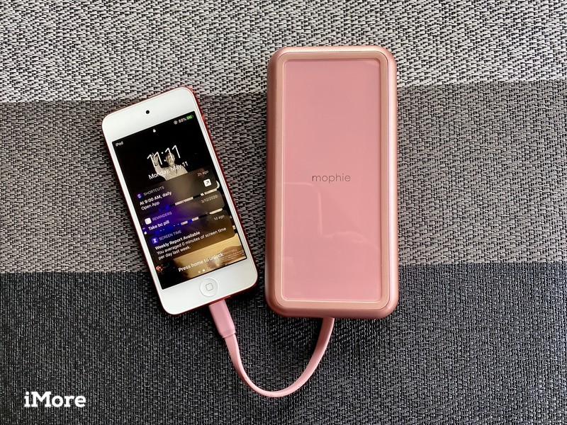 Mophie Powerstation Plus Xl Wireless Charging Cable