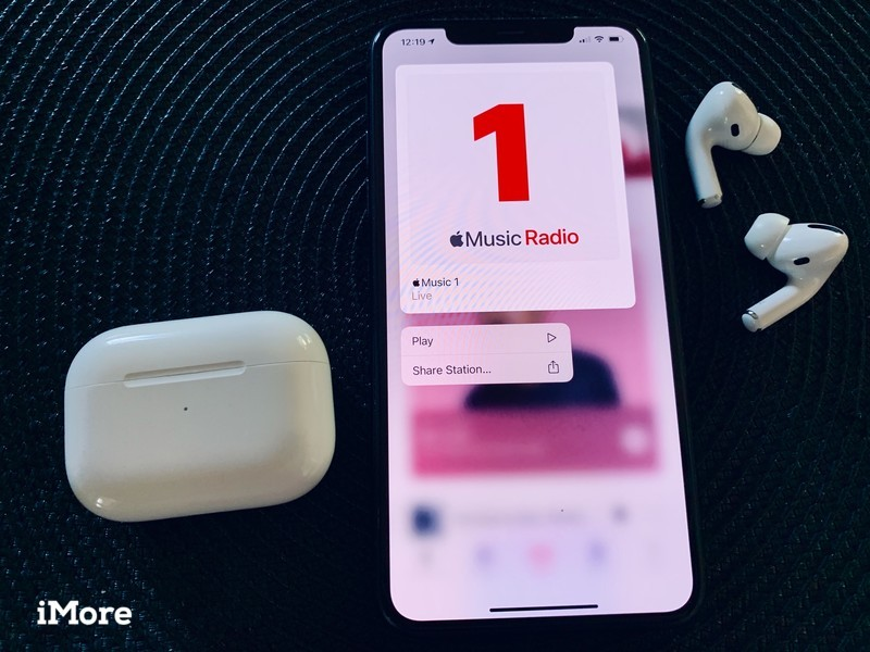 Apple Music Radio 1 Hero
