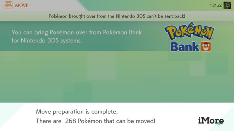 Pokemon Home Using Pokemon Bank No 3ds