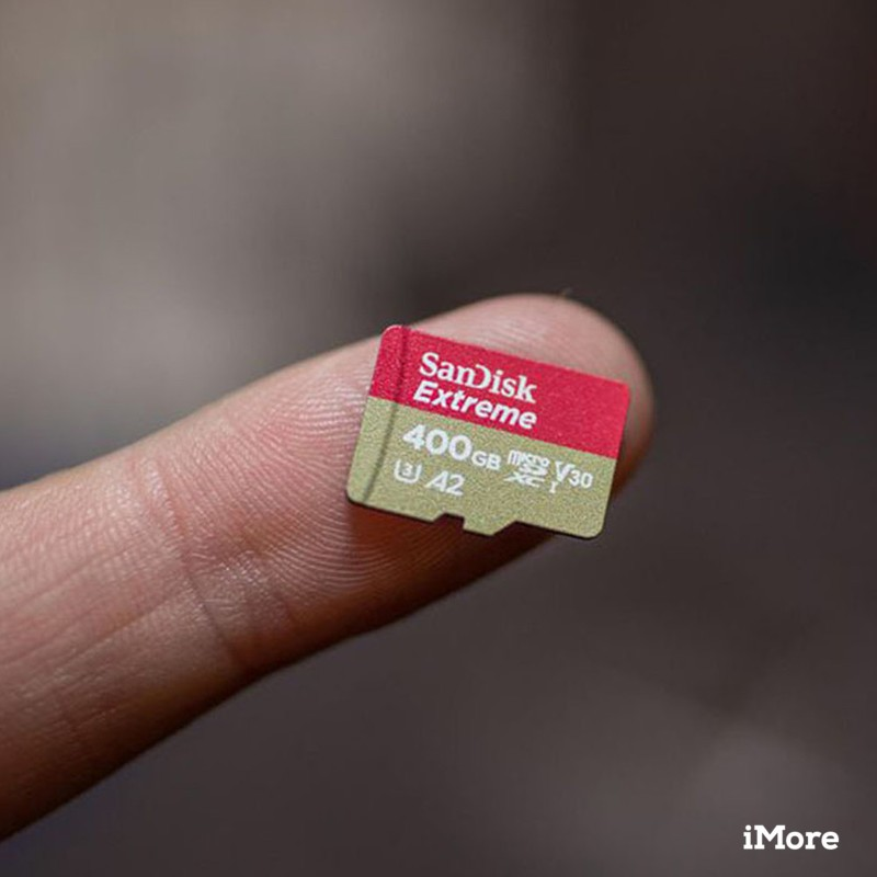 Expand your storage capacity with these discounted SanDisk SD cards!