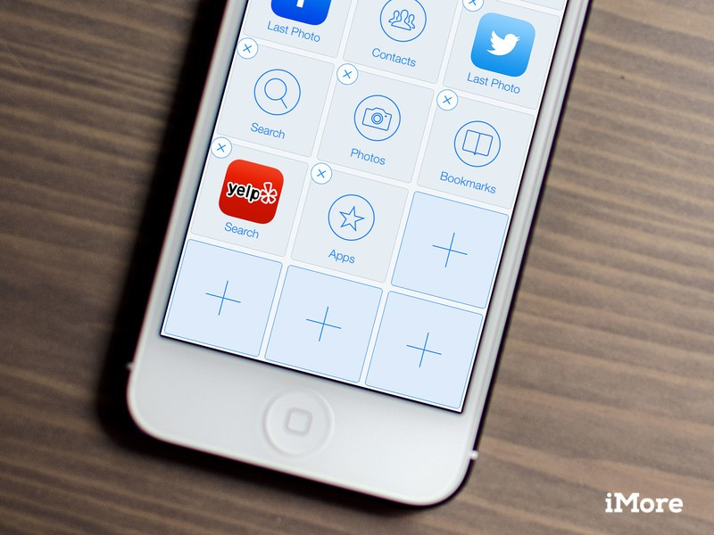 How to quickly search Yelp with the help of Launch Center Pro