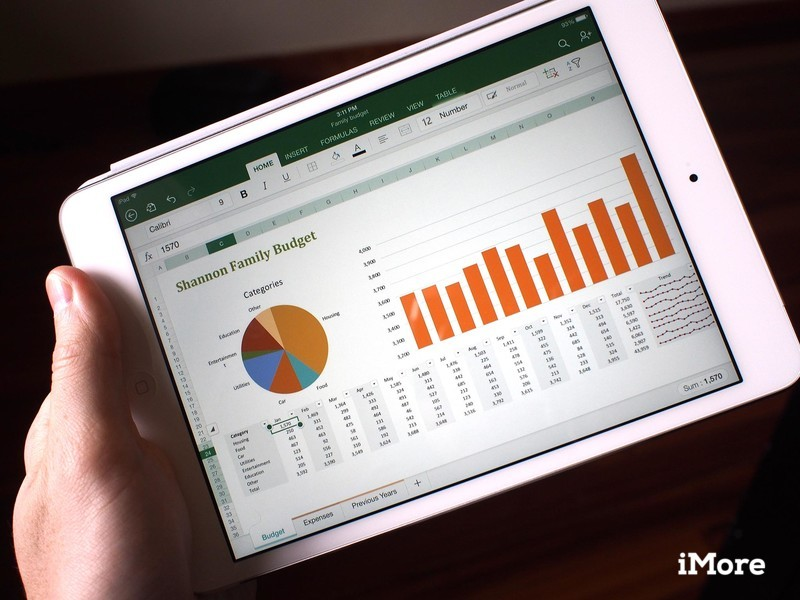 iPad versions of Microsoft Word, Excel, and PowerPoint now available in the App Store